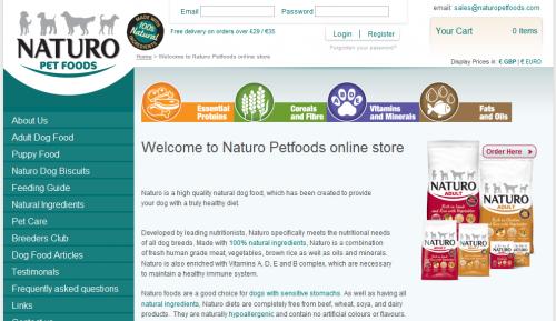 Naturo Cat Food Is It Healthy