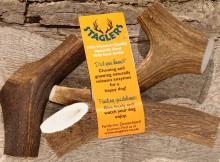 Staglers medium deer antler dog chews